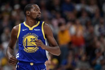 Warriors Erase 10-Point Deficit To Overpower Knicks, Durant Scores 25 In 4th