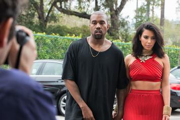 Kanye West's Baby's Modeling Debut With Kim Kardashian Gets Backlash