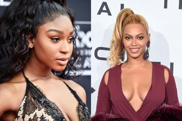 "Normani Shuts Down Beyonce Comparisons: ""I Was Born NORMANI. I Will Die NORMANI."""
