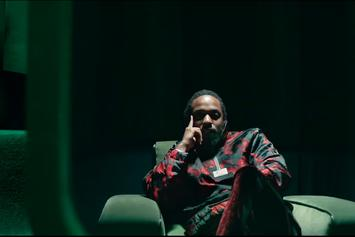"Anderson. Paak & Kendrick Lamar Drop The ""TINTS"" Music Video"