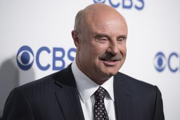 "Dr. Phil Speaks On ""Cash Cow"" Bhad Bhabie & Black Girl Who Thinks She's White"