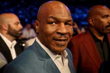 Mike Tyson Has A New TV Show About Growing Weed