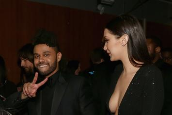 "The Weeknd Sports ""Blame Bella"" Gear After Scrapping LP"