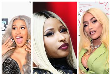 "Stefflon Don Criticizes Nicki Minaj, Backpedals When ""Barbies"" Storm Her Twitter"