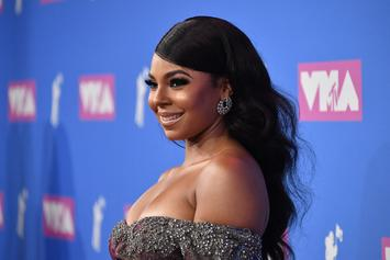 Ashanti's Still A Total Knockout In Red String Bikini
