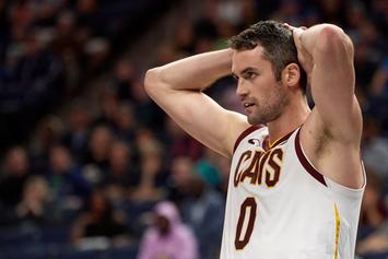 Cavs' Kevin Love Undergoes Surgery, Will Miss Several Weeks