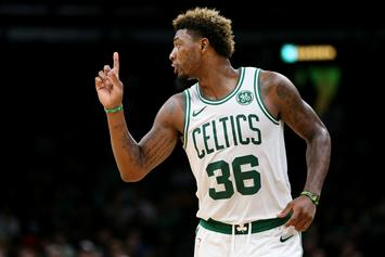 Celtics' Marcus Smart Records Rap Song Celebrating His $52 Million Contract