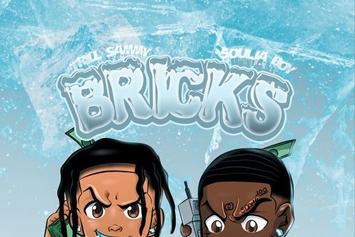 soulja boy taps trill sammy for new song bricks - All I Want For Christmas Is You Soulja Boy