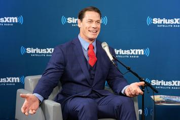 "John Cena Teases Possible Role In ""Captain America"""