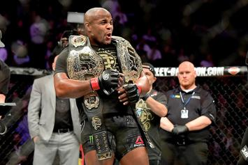 "Daniel Cormier Uninterested In Jon Jones Rematch: ""I Don't Need It Anymore"""