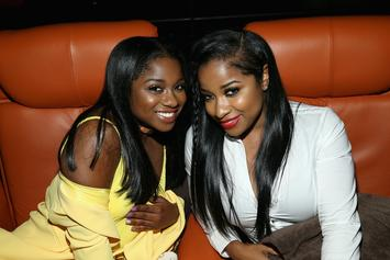 Toya Wright & Reginae Carter Had Fans In Tears Visiting Burial Site Of Fallen Family