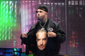 "Nicky Jam Hints At Possible ""Bad Boys 3"" Involvement After L.A. Audition"