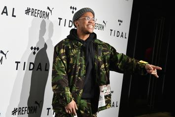 """Anderson .Paak Freestyles Over Notorious B.I.G. Classic """"Get Money"""""""