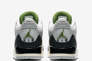 "Air Jordan 3 ""Air Trainer 1"" Releasing For First Time This Weekend"