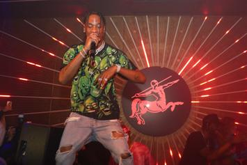 Travis Scott Wants To Design a Broadway-Inspired Play For His Next Album