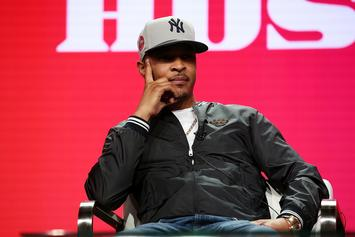 T.I. Accused By Prosecutors Of Yelling Racial Slurs During Security Guard Confrontation
