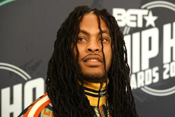 Waka Flocka Flame Says He Retired & Wants To Live The Family Life