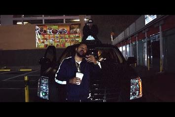 """DJ Muggs & Roc Marciano Are Up To No Good In """"Caught A Lick"""" Visuals"""