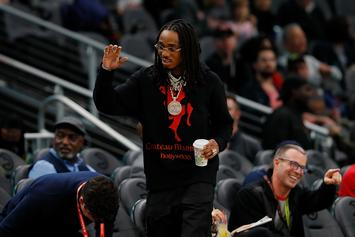 Quavo Asks Everyone To Stop Comparing Him To Offset & Takeoff