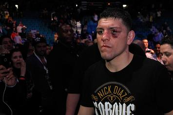 Nick Diaz Returning At UFC 235 After 4-Year Absence: Report
