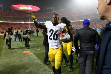 New York Jets Favorites To Sign Le'Veon Bell, According To NFL Insiders