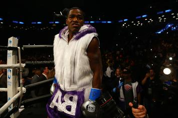 Adrien Broner vs Manny Pacquiao Announced For January