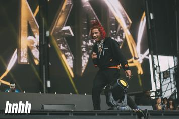 "Trippie Redd's ""ALLTY3"" Earns Most Streamed Album Of The Week"