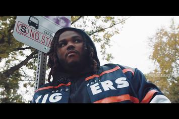 """Tee Grizzley Is Just Trying To Find His Way In """"Hustlin"""" Visuals"""