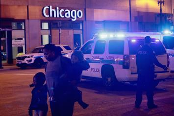 Shooting In Chicago's Mercy Hospital Leaves Four Dead