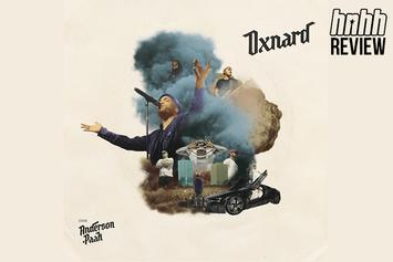 """Anderson .Paak """"Oxnard"""" Review"""