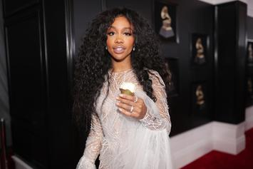 """SZA To Be Honored As Rebel During Billboard's """"Women In Music"""" Event"""
