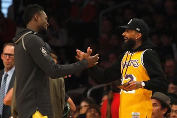 """Nipsey Hussle On LeBron James' Return To Cleveland: """"I Can't See Them Booing"""""""