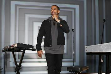"""Ryan Leslie Creates New Single """"Thankful"""" From In Home Studio: Watch"""