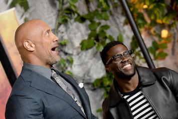 "Dwayne ""The Rock"" Johnson On How Kevin Hart Would ""Pee Himself"" On New Show"