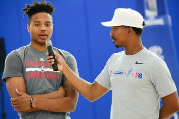 "Markelle Fultz No Longer Part Of ""The Process"" Long-Term: Report"