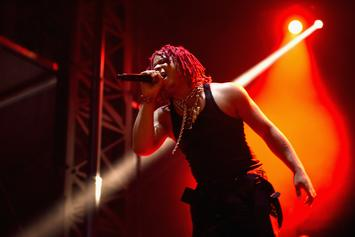 "Trippie Redd Puts An End To ""Fu*k 6ix9ine"" Chant"