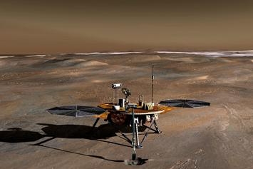 NASA InSight Lander Touches Down On Mars: Report