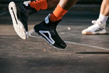 Adidas Unveils First Laceless Basketball Sneaker: N3XT L3V3L