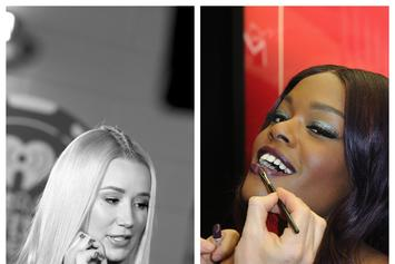 Azealia Banks Drags Iggy Azalea, Predicts Career Foreclosure
