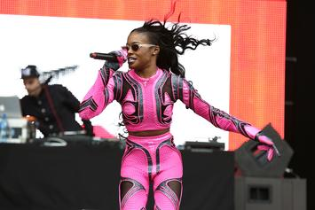 """Azealia Banks Pulverizes Hater, Reads Him For Filth After Being Called """"Unattractive"""""""