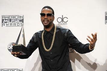 Juicy J Teases Possible Position As President Of Columbia Records