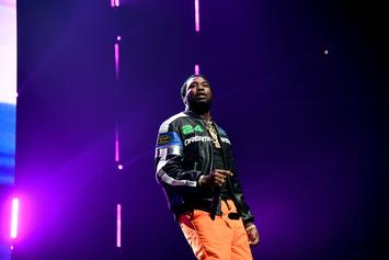 """Meek Mill Reveals His Favorite Songs Off """"CHAMPIONSHIPS"""""""