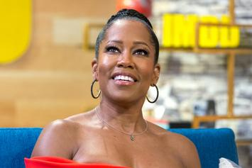 """Regina King Discusses Hollywood Success: """"You Just Can't Let That 'No' Shut You Down"""""""
