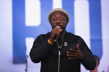 "Will.i.am Says Current Hip-Hop Doesn't Take Much Skill: It's ""The Lowest-Hanging Fruit"""