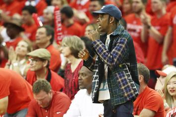Travis Scott Announces He's Applying To Harvard University