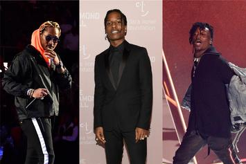 A$AP Rocky, Lil Uzi Vert, Future, & More Announced For Longitude Festival