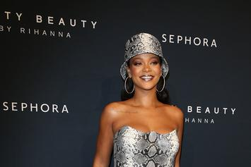 """Rihanna Sends Serious Love To Fan Battling Cancer: """"Sis We Are All Praying For You!"""""""