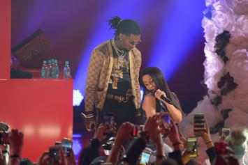 """Offset & Cardi B's Marriage Reportedly Went """"Hollywood"""" Way Too Fast"""