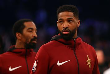 Cavs' Tristan Thompson Fined $15,000 For Flipping Off Heckler