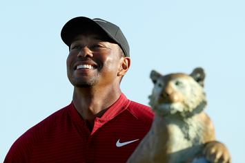 ESPN Announces Tiger Woods Film Highlighting 2018 Comeback Season